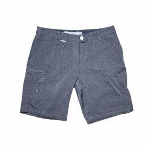 Icebreaker Via Travel Twill Merino Wool Shorts